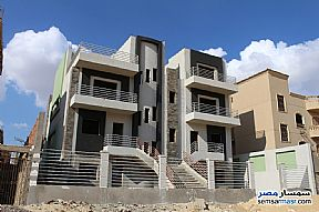 Ad Photo: Villa 5 bedrooms 4 baths 365 sqm semi finished in Mukhabarat Land  6th of October