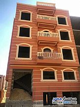 Ad Photo: Apartment 3 bedrooms 2 baths 200 sqm semi finished in North Extensions  6th of October