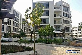 Ad Photo: Apartment 2 bedrooms 1 bath 127 sqm semi finished in First Settlement  Cairo