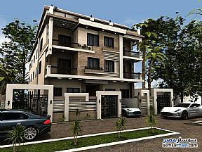 Ad Photo: Apartment 4 bedrooms 2 baths 220 sqm semi finished in Badr City  Cairo