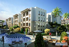 Ad Photo: Apartment 1 bedroom 1 bath 33 sqm super lux in Hurghada  Red Sea