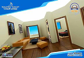 Ad Photo: Apartment 1 bedroom 1 bath 55 sqm super lux in Golden Coast  Ain Sukhna