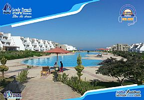 Apartment 2 bedrooms 2 baths 216 sqm super lux For Sale Louly Beach Ain Sukhna - 9