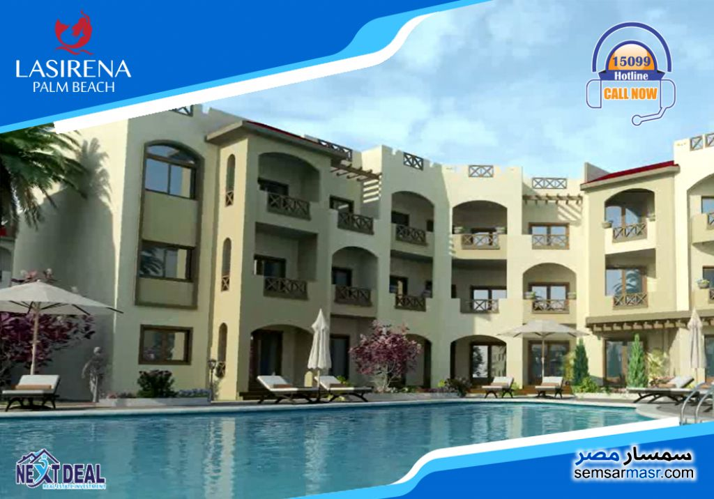 Photo 11 - Apartment 2 bedrooms 2 baths 90 sqm lux For Sale La Sirena Al Sokhna Palm Beach Ain Sukhna