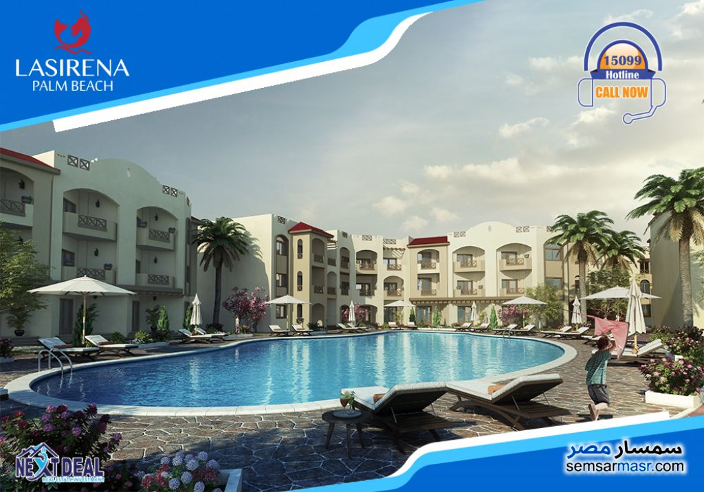 Photo 4 - Apartment 2 bedrooms 2 baths 90 sqm lux For Sale La Sirena Al Sokhna Palm Beach Ain Sukhna
