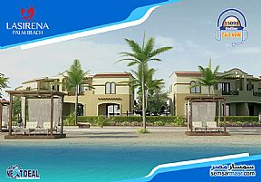 Apartment 2 bedrooms 2 baths 90 sqm lux For Sale La Sirena Al Sokhna Palm Beach Ain Sukhna - 8