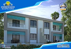 Ad Photo: Apartment 1 bedroom 1 bath 66 sqm semi finished in Coronado Marina El Sokhna  Ain Sukhna