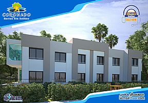 Apartment 1 bedroom 1 bath 66 sqm semi finished For Sale Coronado Marina El Sokhna Ain Sukhna - 2