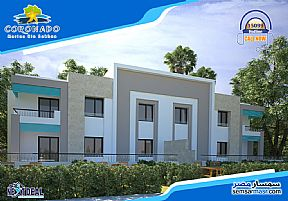 Apartment 1 bedroom 1 bath 66 sqm semi finished For Sale Coronado Marina El Sokhna Ain Sukhna - 3