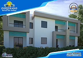 Apartment 1 bedroom 1 bath 66 sqm semi finished For Sale Coronado Marina El Sokhna Ain Sukhna - 5