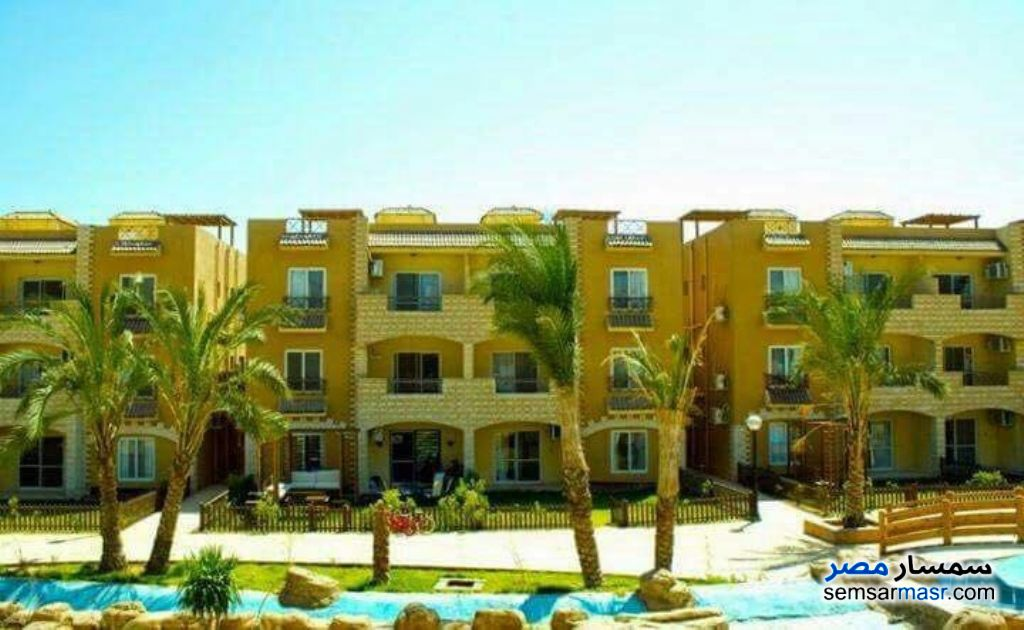 Photo 1 - Apartment 2 bedrooms 1 bath 125 sqm super lux For Sale Coronado Ain Sukhna