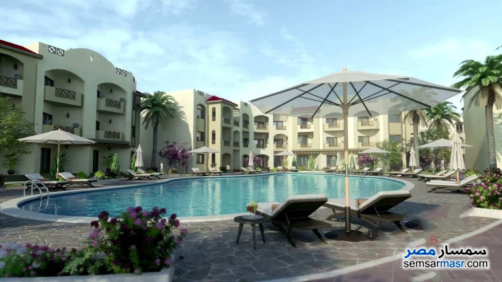 Photo 2 - Apartment 2 bedrooms 1 bath 95 sqm super lux For Sale Palm Beach Ain Sukhna