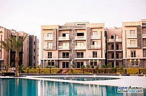 Ad Photo: Apartment 2 bedrooms 2 baths 125 sqm extra super lux in First Settlement  Cairo