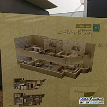 Ad Photo: Apartment 3 bedrooms 2 baths 205 sqm without finish in Faisal  Giza