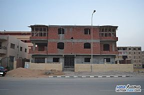 Ad Photo: Apartment 3 bedrooms 2 baths 160 sqm without finish in Badr City  Cairo