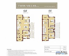 Villa 4 bedrooms 3 baths 227 sqm lux For Sale First Settlement Cairo - 4