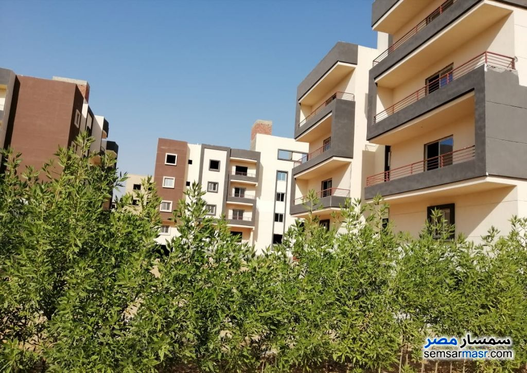 Photo 1 - Apartment 3 bedrooms 1 bath 242 sqm semi finished For Sale Sheikh Zayed 6th of October