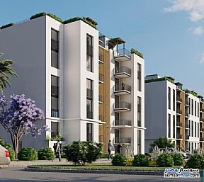 Ad Photo: Apartment 3 bedrooms 2 baths 110 sqm super lux in October Gardens  6th of October