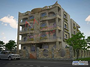 Ad Photo: Apartment 3 bedrooms 2 baths 135 sqm semi finished in North Extensions  6th of October