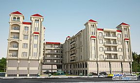 Apartment 3 bedrooms 1 bath 124 sqm without finish For Sale Hurghada Red Sea - 1