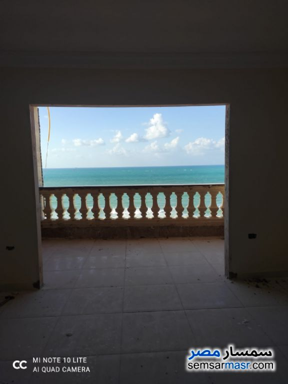 Ad Photo: Apartment 2 bedrooms 1 bath 110 sqm without finish in North Coast  Alexandira