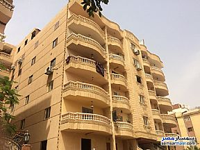 Ad Photo: Apartment 3 bedrooms 2 baths 100 sqm semi finished in Hadayek Al Ahram  Giza