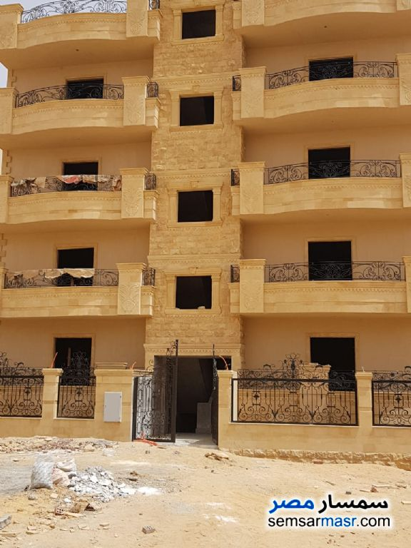 Photo 1 - Apartment 3 bedrooms 2 baths 175 sqm semi finished For Sale Mukhabarat Land 6th of October