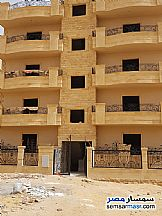 Ad Photo: Apartment 3 bedrooms 2 baths 175 sqm semi finished in Mukhabarat Land  6th of October