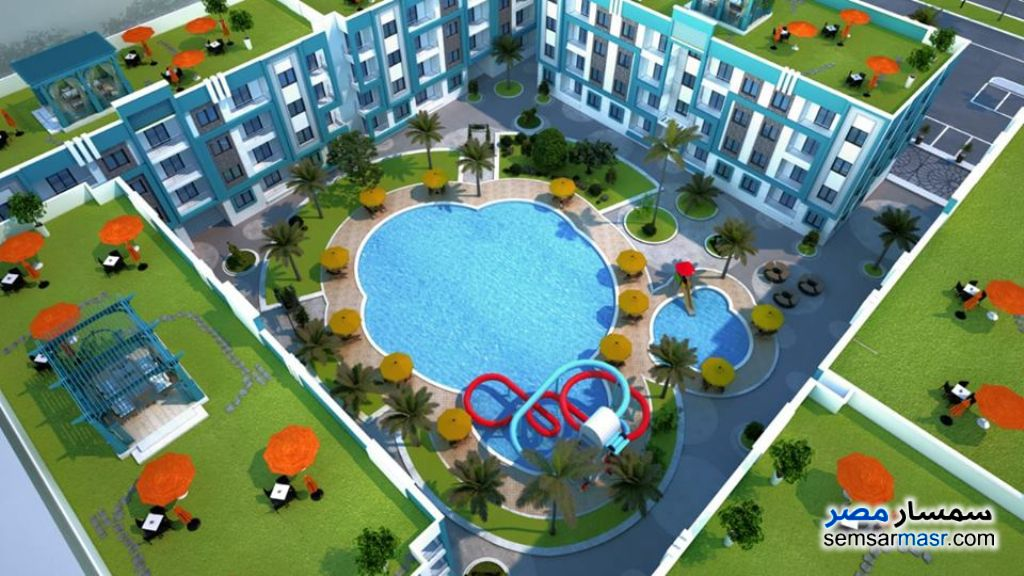 Photo 1 - Apartment 2 bedrooms 1 bath 60 sqm super lux For Sale North Coast Alexandira