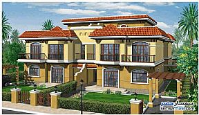 Ad Photo: Villa 3 bedrooms 3 baths 289 sqm without finish in Madinaty  Cairo