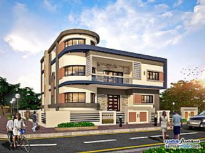 Ad Photo: Villa 5 bedrooms 5 baths 900 sqm semi finished in Dreamland  6th of October