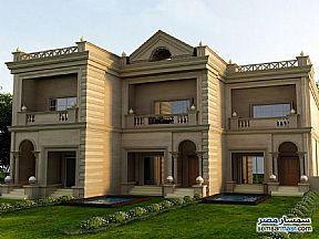 Ad Photo: Villa 9 bedrooms 8 baths 618 sqm semi finished in New Heliopolis  Cairo