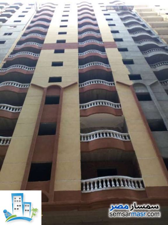 Ad Photo: Apartment 2 bedrooms 1 bath 110 sqm in Al Salam City  Cairo