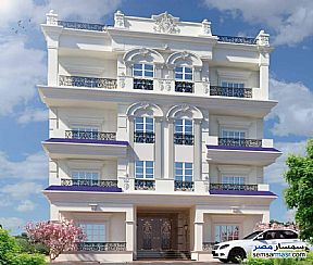 Ad Photo: Apartment 3 bedrooms 3 baths 190 sqm semi finished in Districts  6th of October