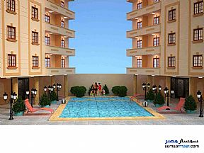Ad Photo: Apartment 2 bedrooms 1 bath 85 sqm without finish in Nakheel  Alexandira
