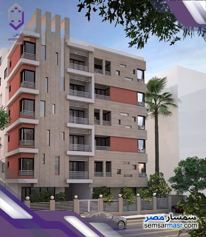 Photo 2 - Apartment 2 bedrooms 1 bath 110 sqm semi finished For Sale Fifth Settlement Cairo