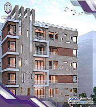 Apartment 2 bedrooms 1 bath 110 sqm semi finished For Sale Fifth Settlement Cairo - 3