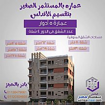 Apartment 2 bedrooms 1 bath 110 sqm semi finished For Sale Fifth Settlement Cairo - 4