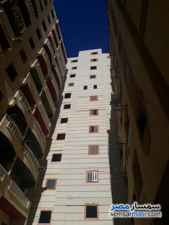 Photo 1 - Apartment 2 bedrooms 1 bath 70 sqm without finish For Sale Agami Alexandira