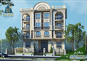 Ad Photo: Apartment 3 bedrooms 3 baths 190 sqm semi finished in 6th of October