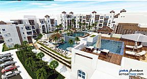 Apartment 2 bedrooms 1 bath 82 sqm super lux For Sale Hurghada Red Sea - 2