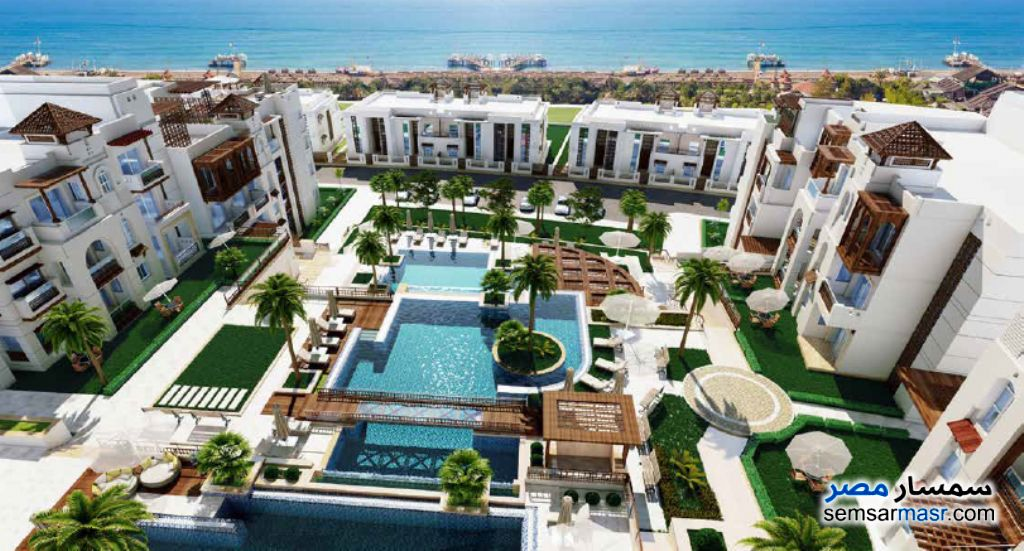 Photo 3 - Apartment 2 bedrooms 1 bath 82 sqm super lux For Sale Hurghada Red Sea