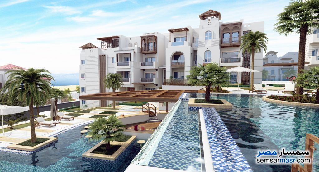 Photo 6 - Apartment 2 bedrooms 1 bath 82 sqm super lux For Sale Hurghada Red Sea