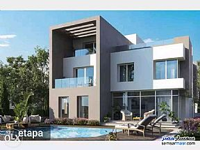 Ad Photo: Villa 8 bedrooms 6 baths 313 sqm semi finished in Sheikh Zayed  6th of October