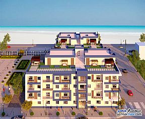 Ad Photo: Apartment 2 bedrooms 1 bath 75 sqm super lux in Marsa Matrouh  Matrouh