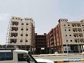 Ad Photo: Apartment 2 bedrooms 1 bath 126 sqm semi finished in Hurghada  Red Sea
