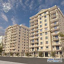 Ad Photo: Apartment 3 bedrooms 1 bath 135 sqm semi finished in Maadi  Cairo