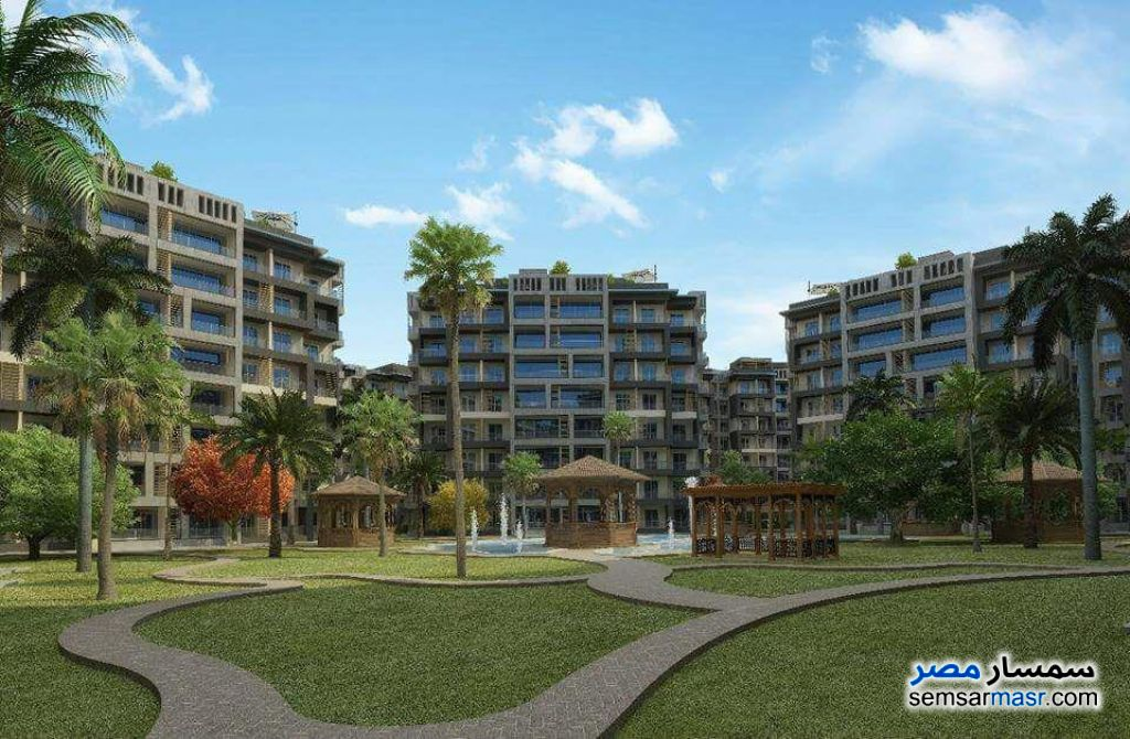 Ad Photo: Apartment 3 bedrooms 3 baths 217 sqm extra super lux in New Capital  Cairo