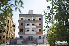 Ad Photo: Apartment 2 bedrooms 1 bath 143 sqm semi finished in Mukhabarat Land  6th of October