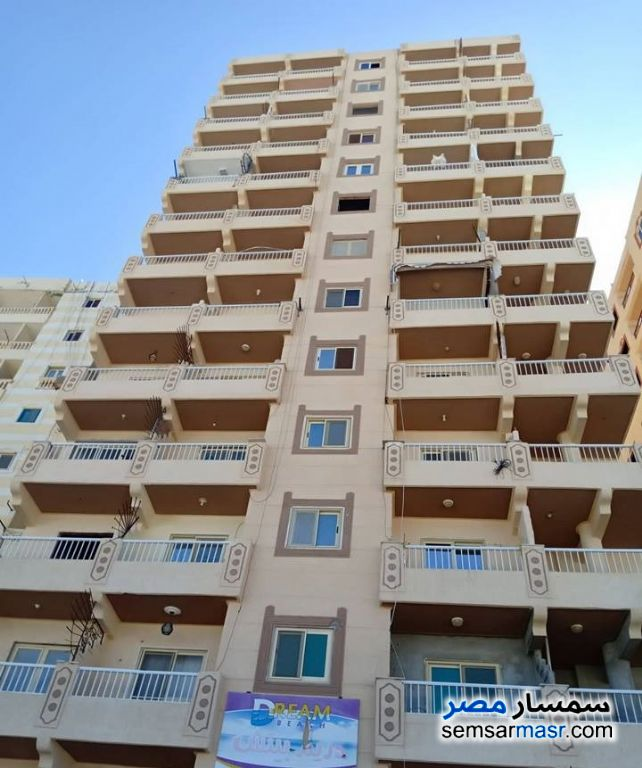 Photo 3 - Apartment 2 bedrooms 1 bath 85 sqm without finish For Sale Agami Alexandira